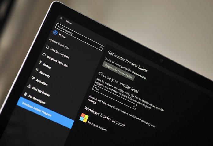 Cómo y por qué unirse a Windows 10 Insider Fast Ring