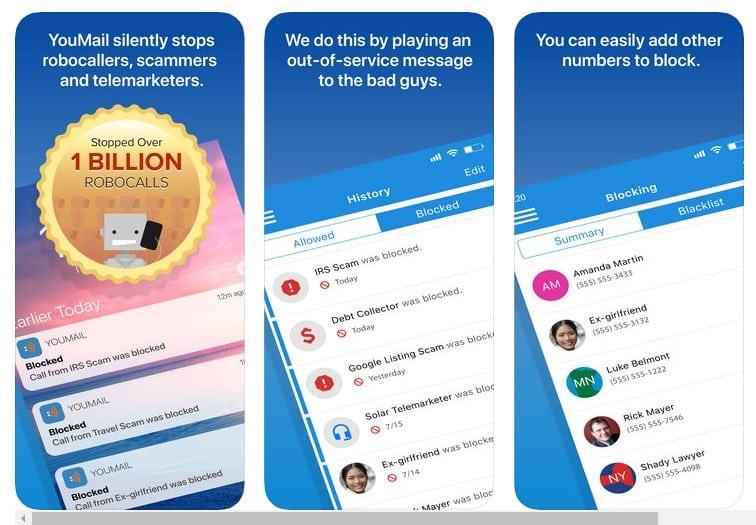 Las 15 mejores aplicaciones de bloqueo de llamadas de iOS para bloquear llamadas molestas en el iPhone