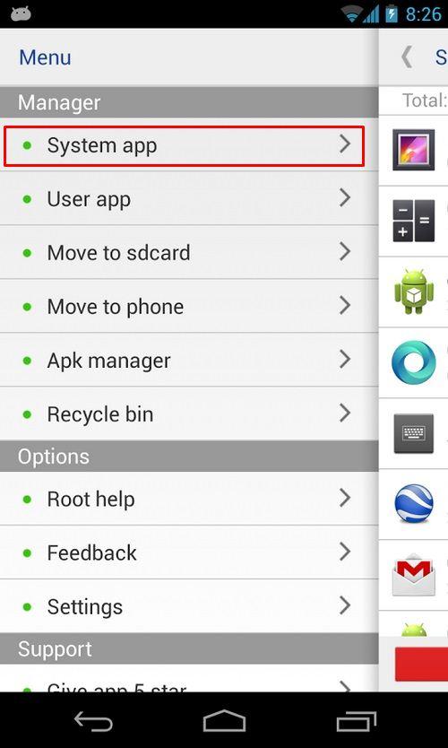 Cómo eliminar el Bloatware (aplicaciones preinstaladas) del dispositivo Android