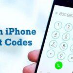 Los 20 mejores códigos secretos ocultos del iPhone 2020