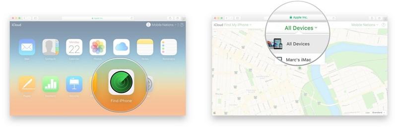 Cómo rastrear y encontrar rápidamente su iPhone o iPad perdido