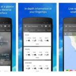 Los 10 mejores widgets meteorológicos gratuitos para Android 2020