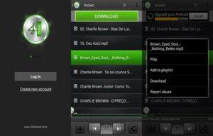 Los 15 mejores descargadores de música para Android 2020