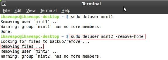 Cómo añadir o eliminar usuarios en Ubuntu Server