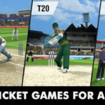 Los 10 mejores juegos de cricket para Android 2020