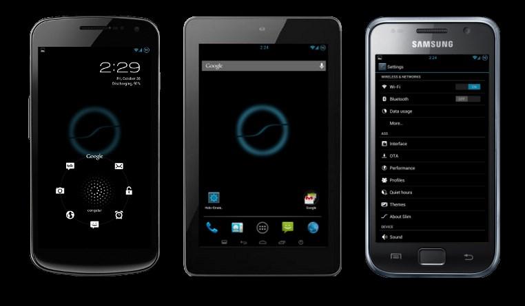 Las 10 mejores alternativas de CyanogenMod para Android