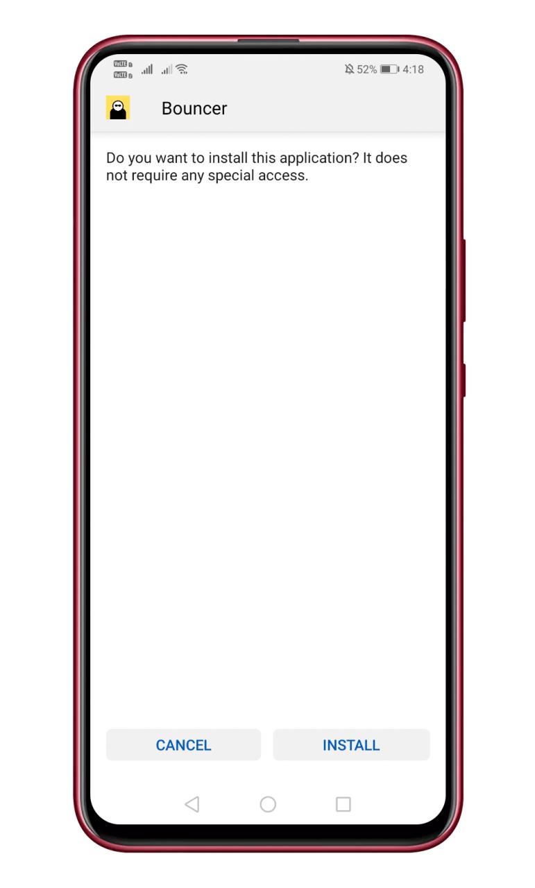 Cómo obtener la función de permiso único de Android 11 en tu teléfono