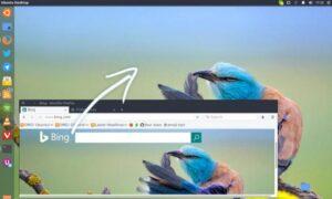 Cómo cambiar automáticamente el fondo de escritorio de Ubuntu por la foto del día de Bing