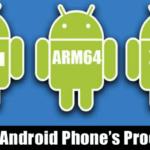 Cómo comprobar el procesador del teléfono Android (ARM, ARM64, x86)