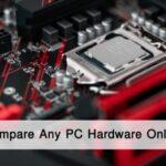 ¿Cómo comparar cualquier hardware de PC en línea?
