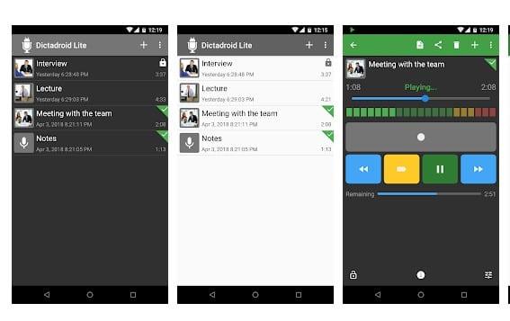 Las 15 mejores aplicaciones de voz a texto para Android