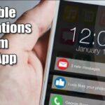 Cómo deshabilitar las notificaciones de cualquier aplicación en Android