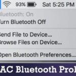 Los 4 mejores métodos para arreglar los problemas de Bluetooth del MAC