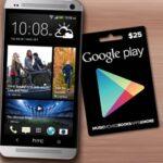 Cómo obtener crédito gratuito de Google Play