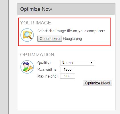 Cómo comprimir imágenes en línea sin perder calidad