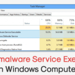Cómo matar el Servicio Antimalware ejecutable en Windows 10