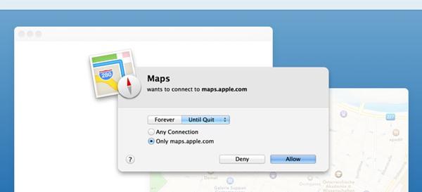Cómo evitar que las aplicaciones accedan a Internet en el MAC