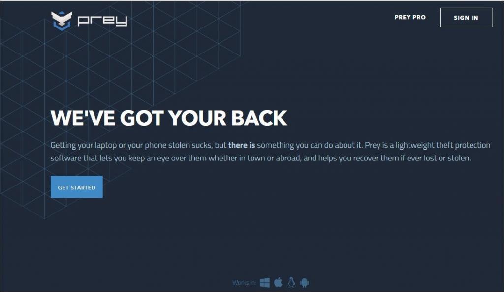 Cómo rastrear su portátil perdido o robado
