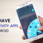 Las 25 aplicaciones de productividad más importantes para su Android