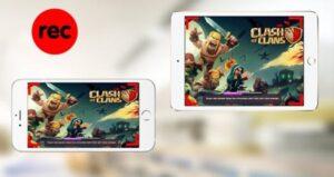 Cómo grabar GamePlay en el iPhone