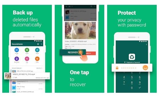 Las 5 mejores aplicaciones para la papelera de reciclaje para Android 2020