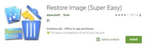 Las 10 mejores aplicaciones de recuperación de fotos borradas para Android