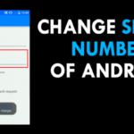 Cómo cambiar el número de serie de su Android