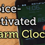 Cómo detener el despertador del teléfono por la mañana a partir de su voz