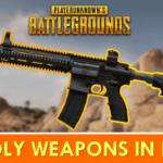 Las 10 mejores y más mortíferas armas en PUBG