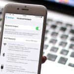 Cómo solucionar el problema del punto de acceso Wifi de tu iPhone
