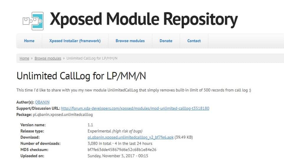 Cómo obtener un registro de llamadas ilimitadas en el teléfono Android