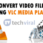 Cómo convertir archivos de video usando VLC Media Player