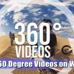 Cómo ver videos de 360 grados en Windows 10 (4 maneras)