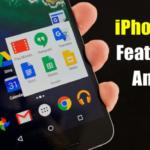 5 funciones exclusivas para iPhones que puedes tener en Android ahora mismo!