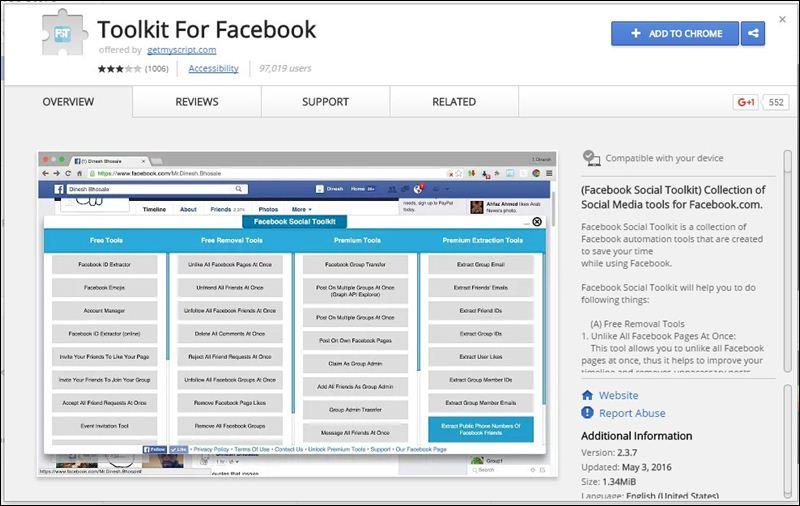 Cómo aceptar y rechazar todas las solicitudes de Facebook de una vez