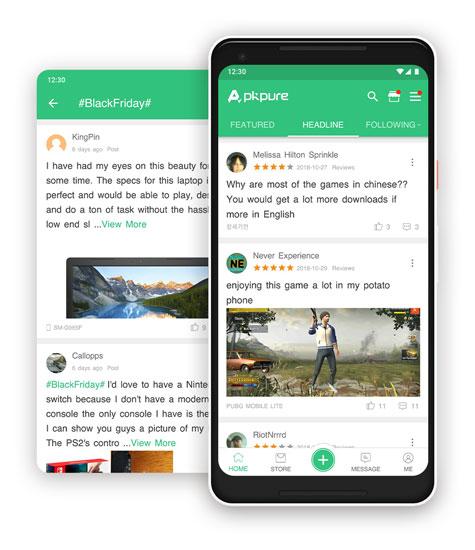 Las 10 mejores tiendas de aplicaciones de terceros para Android