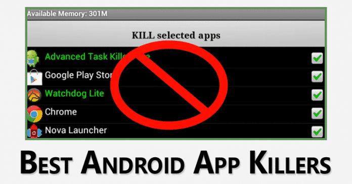 Top 5 de las mejores aplicaciones gratuitas para Android Killers 2020