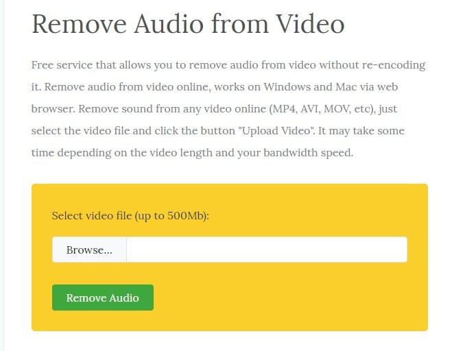 Cómo quitar el audio del vídeo en cualquier dispositivo 2020