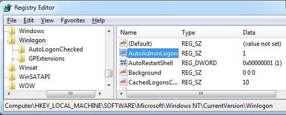 Cómo conectarse automáticamente a Windows 10 PC/Laptop