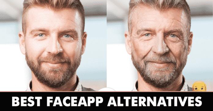 Las 5 mejores alternativas de FaceApp para Android e iOS