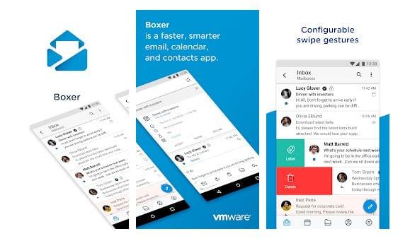 15 mejores aplicaciones de correo electrónico para Android para mantener tu bandeja de entrada organizada