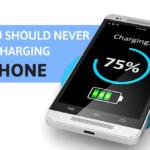 10 cosas que nunca debes hacer mientras cargas tu Smartphone