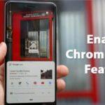 Habilitar la búsqueda de imágenes en reversa de la lente de Google en Chrome para Android