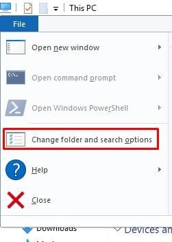 Cómo habilitar la función de un solo clic para abrir archivos y carpetas en Windows