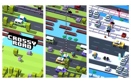 Los 10 mejores juegos de Endless Runner para Android
