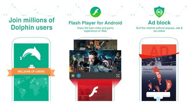 Los 30 mejores navegadores seguros de Android para navegar por la web de forma segura
