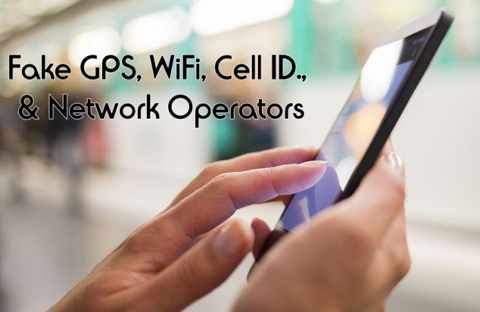Cómo agregar un falso GPS, WiFi, ID de celular y operadores de red en Android