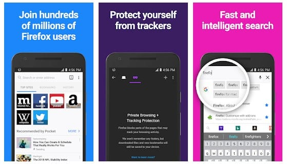 15 Mejor Navegador de UC Navegador Web Alternativo para Android