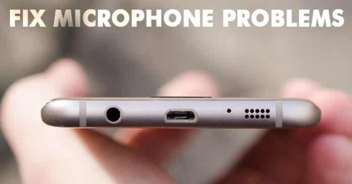 Cómo solucionar los problemas de los micrófonos en los teléfonos inteligentes Android