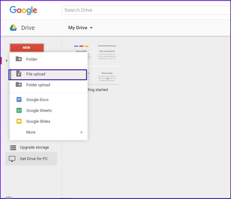 Cómo enviar archivos grandes a través de su dirección de correo electrónico